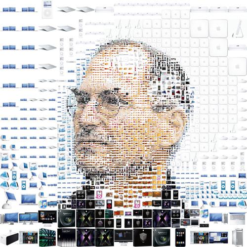 image composée Apple