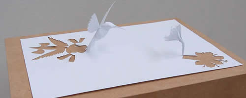 how to make something cool out of paper