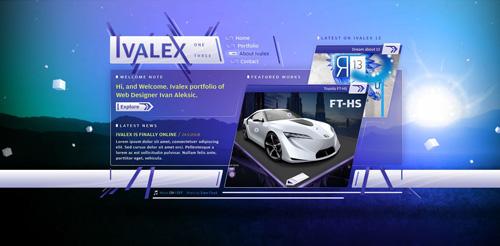 ivalex portfolio
