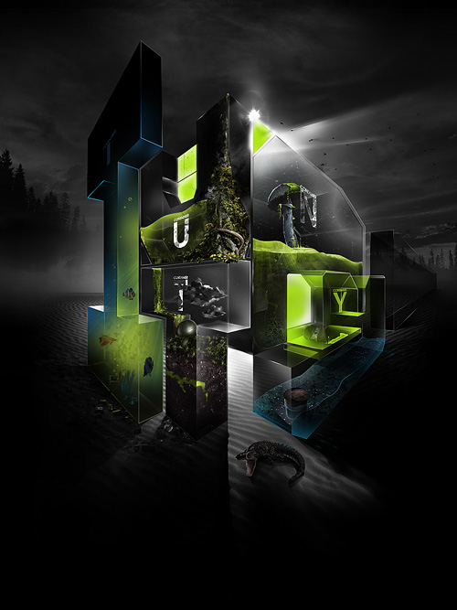 Evoke : Unity art pack