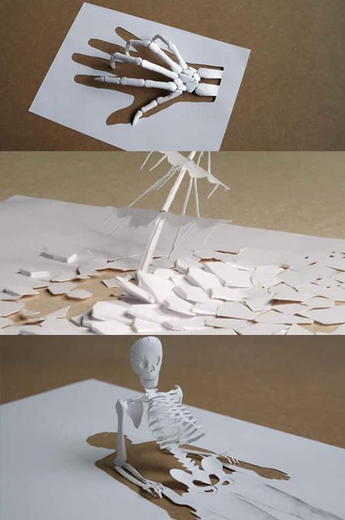 Ce qu on peut faire avec une feuille a4 design spartan - Faire une enveloppe avec une feuille ...