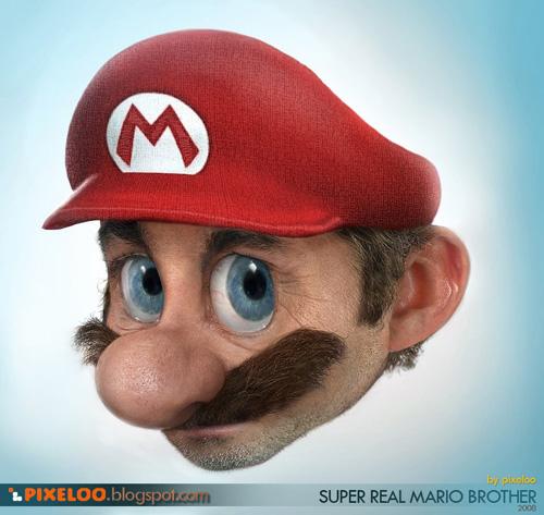Le vrai Mario